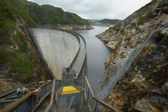 Free Gordon Dam, Tasmania Stock Image - 81412591
