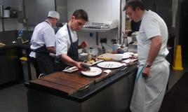 gordon ramsay εστιατόριο s λαβυρίνθ&omicr στοκ εικόνα