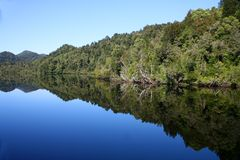 Gordon River Royalty Free Stock Photography
