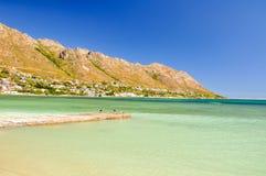 Gordon& x27; s-fjärd - Cape Town, Sydafrika royaltyfria foton