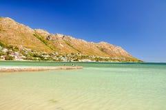 Gordon& x27; s-fjärd - Cape Town, Sydafrika royaltyfri foto