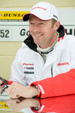 Gordon Shedden Royalty Free Stock Images