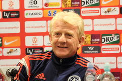 Gordon Strachan Royalty Free Stock Photography