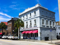 Gordon Wheeler Gallery located on East Bay St, Charleston, SC Royalty Free Stock Image