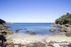 Gordons Bucht, Sydney, New South Wales, Australien stockbilder