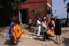Goree Island - Senegal Royalty Free Stock Photo