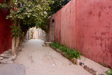 Goree Island. Slave Dakar Africa Stock Photography