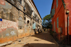 Goree Senegal Stock Photos