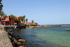 Goree Senegal Imagem de Stock Royalty Free