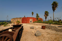 Goree Senegal Stock Image