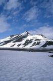 gorely вулкан kamchatka Стоковые Фото