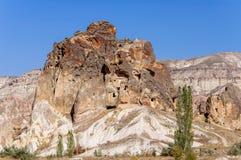 Goreme露天博物馆, Kapadokya,土耳其 库存图片