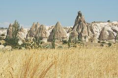 Goreme Royalty Free Stock Photos