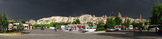Goreme / Cappadocia Royalty Free Stock Photo
