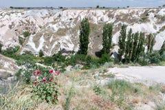 Goreme Cappadocia Foto de archivo