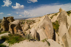 Goreme, Cappadocia Imagens de Stock Royalty Free
