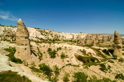 Goreme, Cappadocia Imagens de Stock