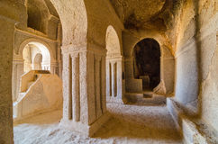 Goreme, Cappadocia Fotografia de Stock Royalty Free