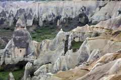 Goreme, Cappadocia, die Türkei Stockbilder