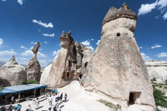 Goreme Cappadocia die Türkei Lizenzfreie Stockbilder