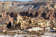 Goreme, Cappadocia, Turcja Zdjęcia Stock