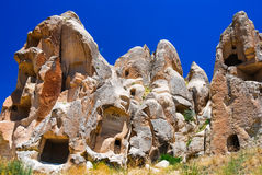 Goreme, Cappadocia, Turkey Stock Photography