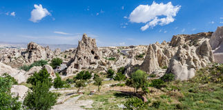 Goreme Cappadocia Turkey Royalty Free Stock Photo