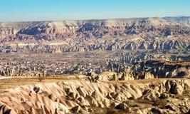 Goreme, Cappadocia - Turkey Royalty Free Stock Images