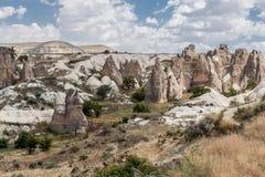 Goreme Cappadocia Turkije Royalty-vrije Stock Afbeelding