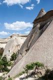 Goreme Cappadocia Turkije Royalty-vrije Stock Afbeeldingen