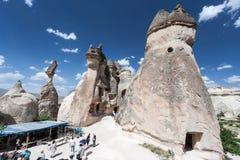 Goreme Cappadocia Turquía Imágenes de archivo libres de regalías