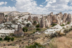 Goreme Cappadocia Turquia Imagem de Stock Royalty Free
