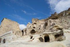Goreme cave city Royalty Free Stock Photo