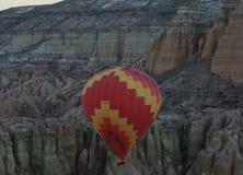 Goreme för cappadocia för kalkon för luftballonger Royaltyfria Bilder