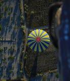 Goreme för cappadocia för kalkon för luftballonger Royaltyfri Bild