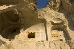 Goreme - Karanlik Kilise or Dark Church exterior, Royalty Free Stock Image