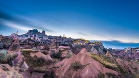Goreme Landscape Cappadocia In Turkey stock photos