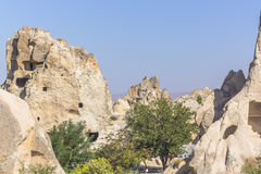 Goreme museum royalty free stock images