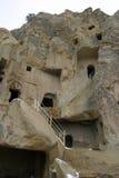 Goreme na wolnym powietrzu muzeum w Cappadocia Fotografia Stock