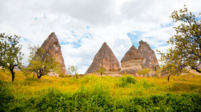 Goreme National Historical Park Stock Photography