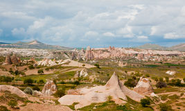 Goreme National Historical Park Stock Image