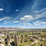 Goreme national park in Cappadocia, Turkey Stock Images