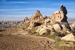 Goreme National Park Royalty Free Stock Images