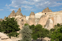 Goreme National Park. Royalty Free Stock Image