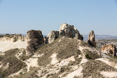 Goreme National Park. Royalty Free Stock Images