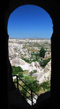 Goreme Open Air Museum Stock Image