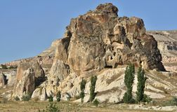 Goreme Open Air Museum, Royalty Free Stock Photography