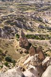 Goreme Open Air Museum Royalty Free Stock Photo