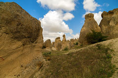 Goreme Open Air Museum, Turkey Stock Image