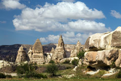Goreme Open Air Museum, Turkey Stock Photography